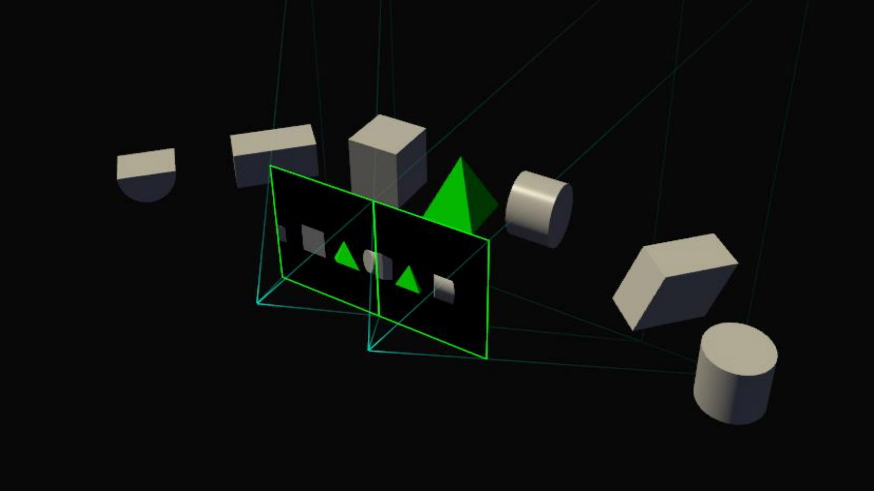 Unreal Engine & Unity to get Simultaneous Multi-Projection Rendering