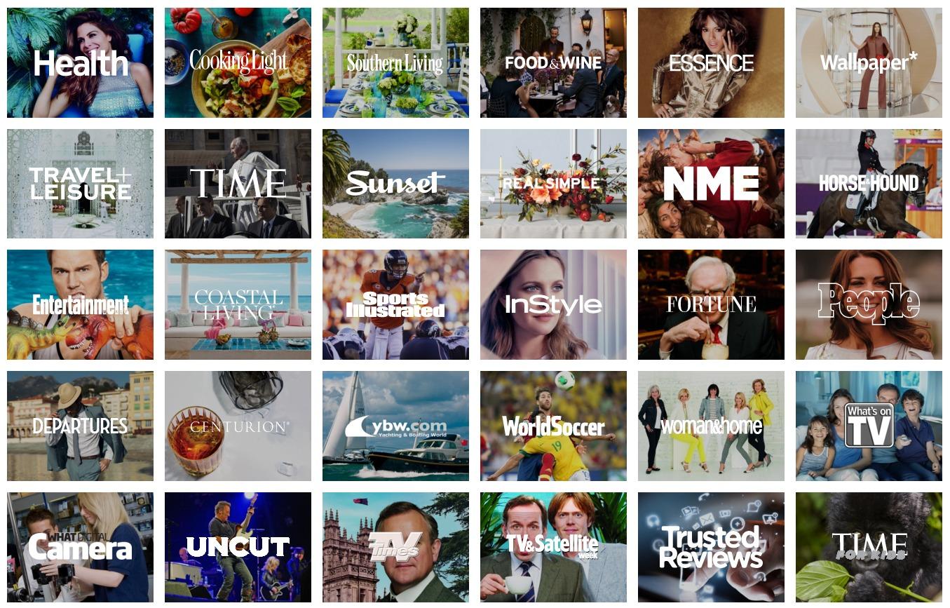 Timeinc brands