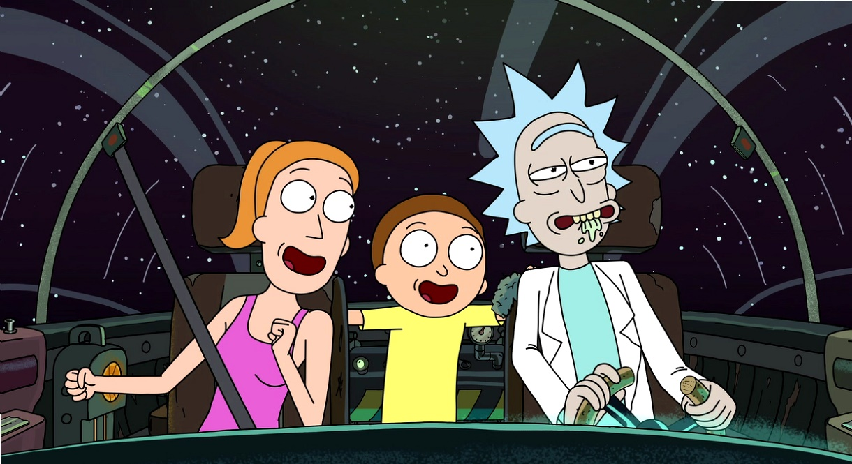 justin roiland rick and morty relationship questions
