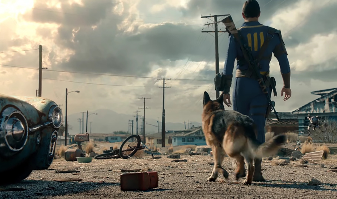 Fallout 4 VR Coming to Xbox 'Project Scorpio' – Road to VR