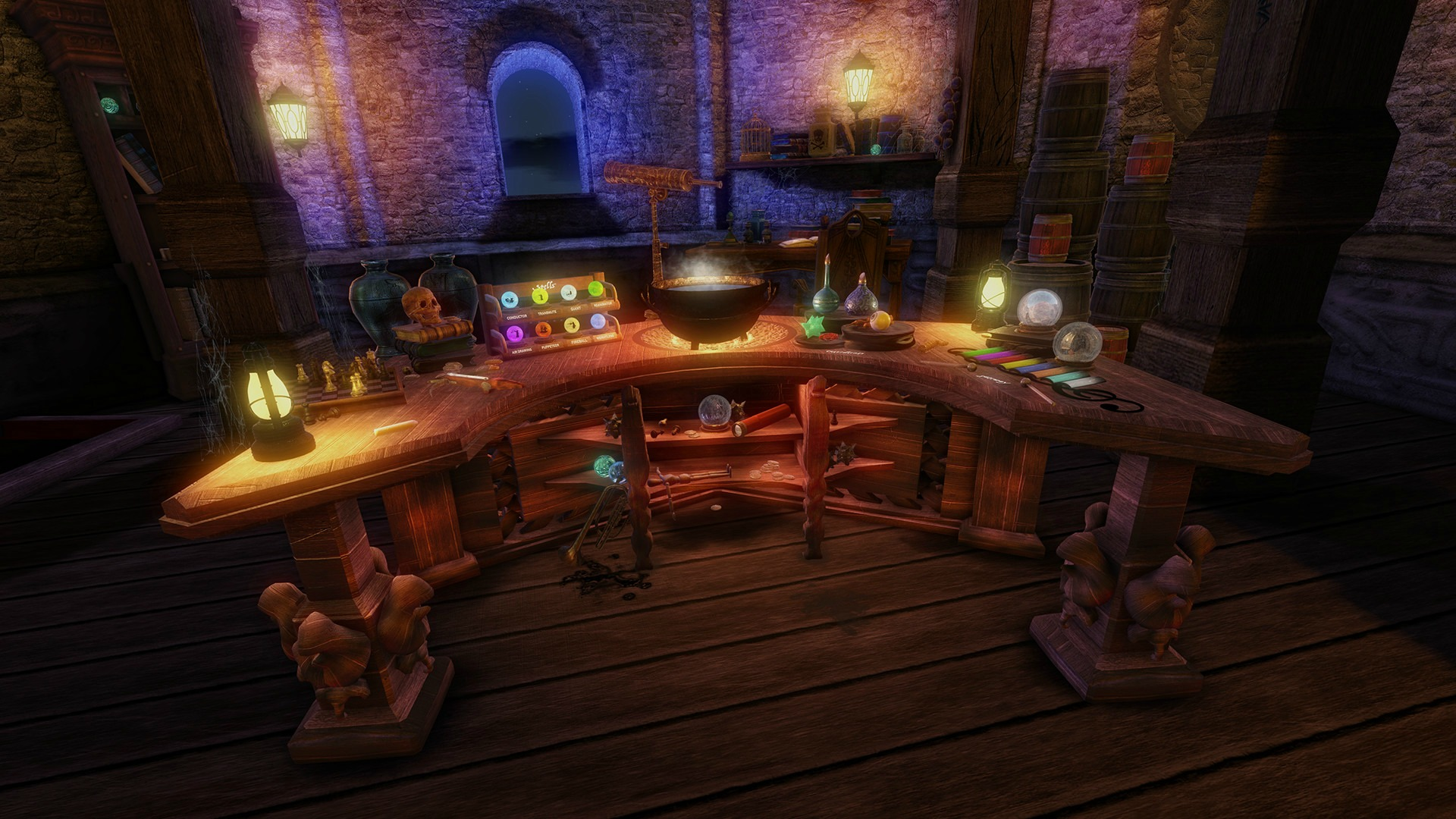 Medieval Bedroom Waltz Of The Wizard Preview