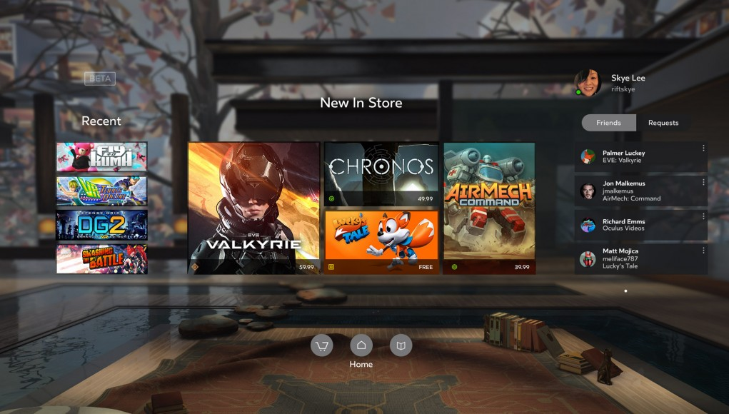 See Also: Latest 'Revive' Update Lets You Play 35 Oculus Home Games on HTC Vive