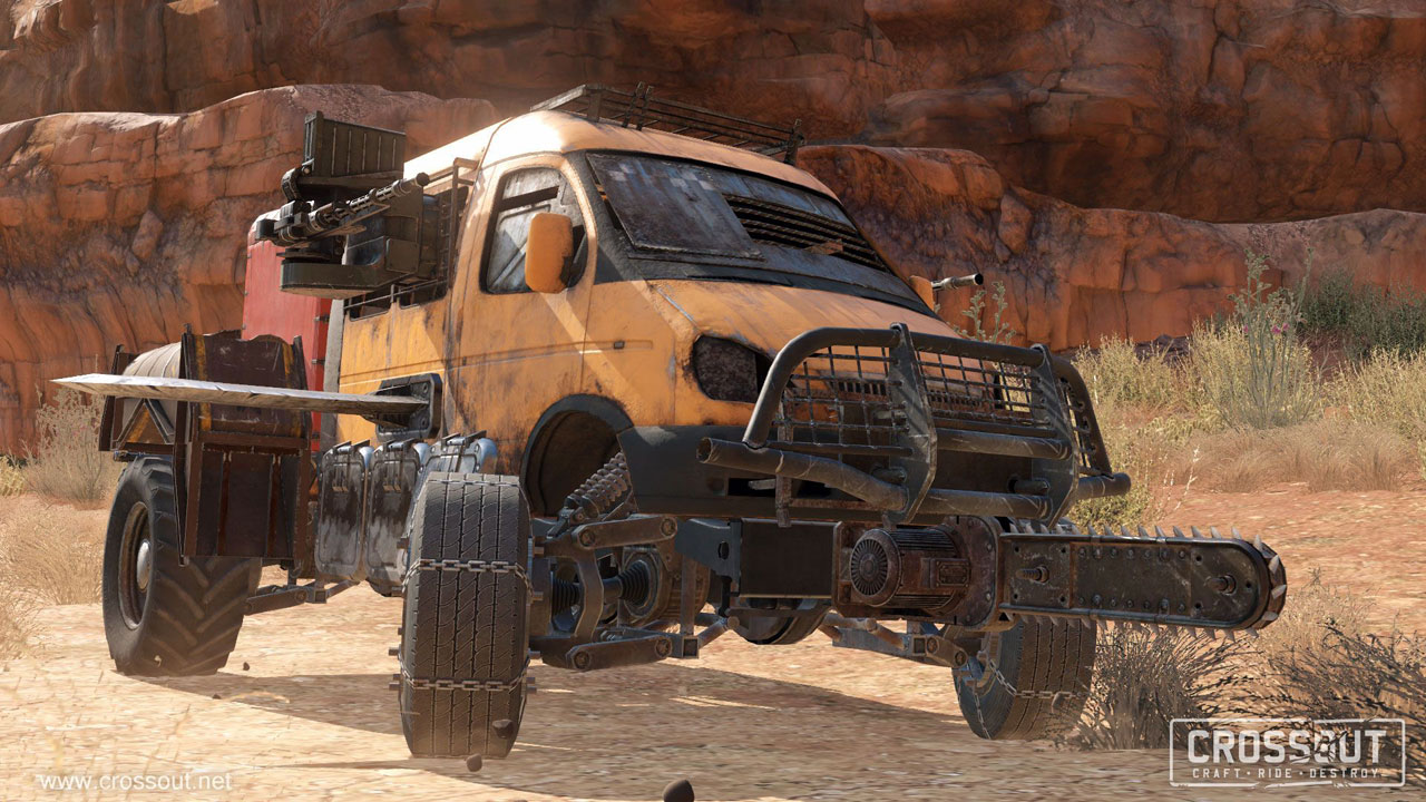 Customize Your Car Post Apocalyptic Games