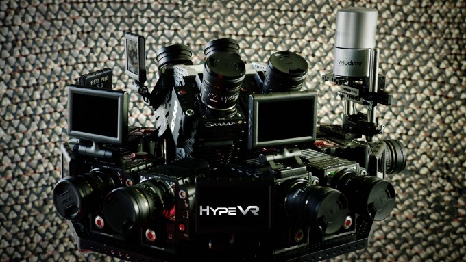 hypevr-camera-rig-volumetric-vr-video
