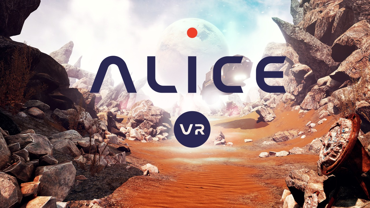 100 Images of Alice Vr