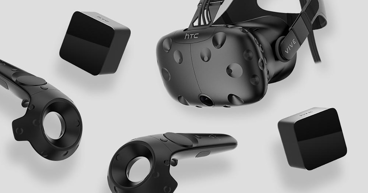 HTC: Vive Shortage Due to a Key Component, Stock to Return in a Few