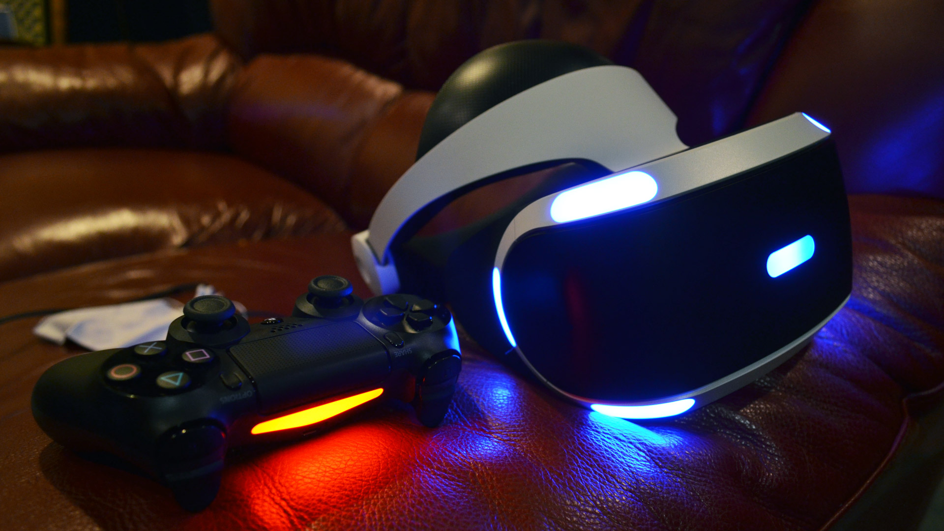 Vr Headset Comparison >> PlayStation VR on PS4 Pro vs. PS4 Comparison Review
