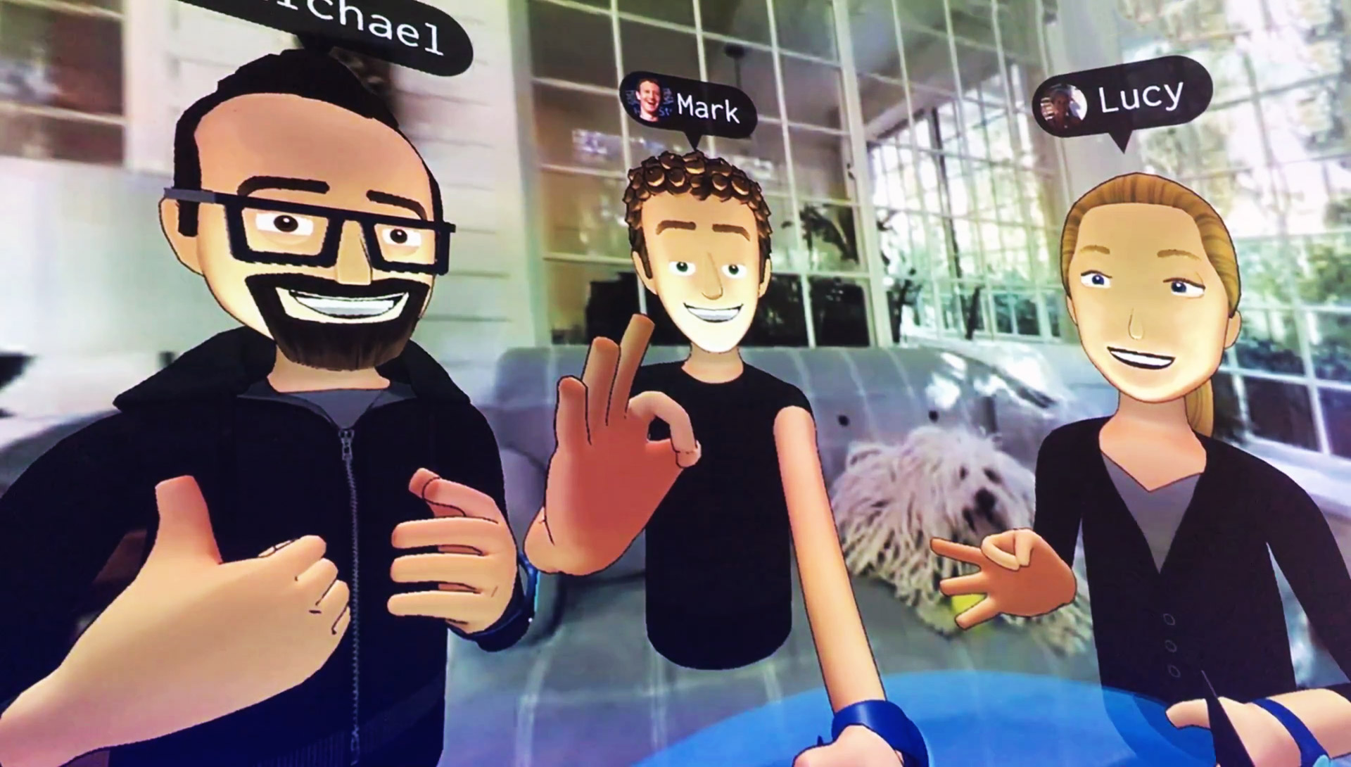 facebook details social vr avatar experiments and lessons