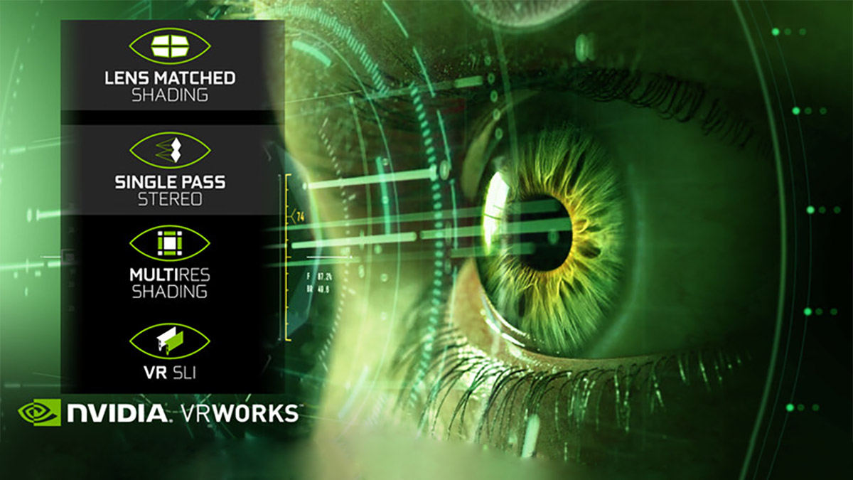 Unity's Main Branch Now Supports NVIDIA VRWorks for Enhanced