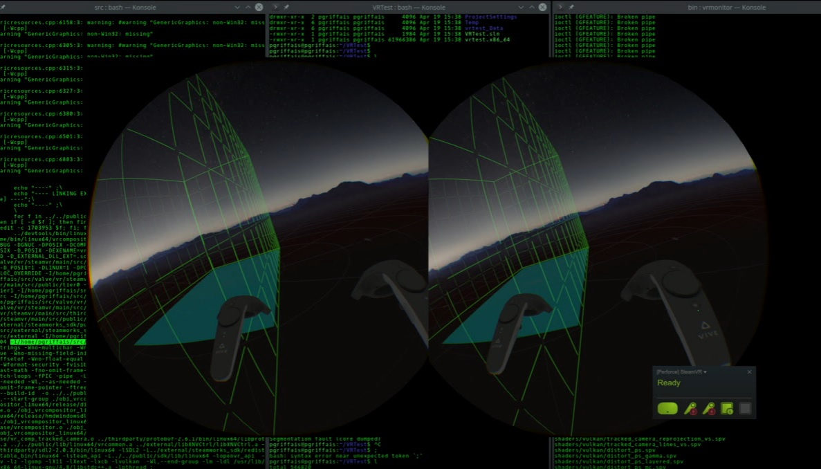 SteamVR to Get Linux and Mac OSX Support Soon