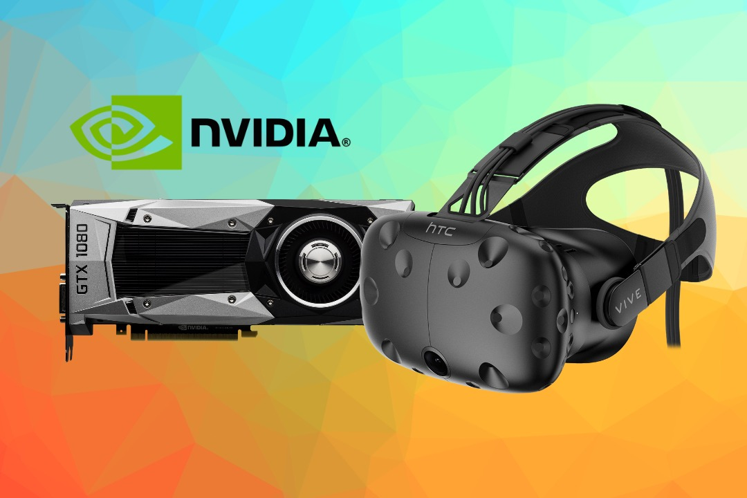 Get $100 in Free VR Games When You Buy an NVIDIA GPU and HTC Vive
