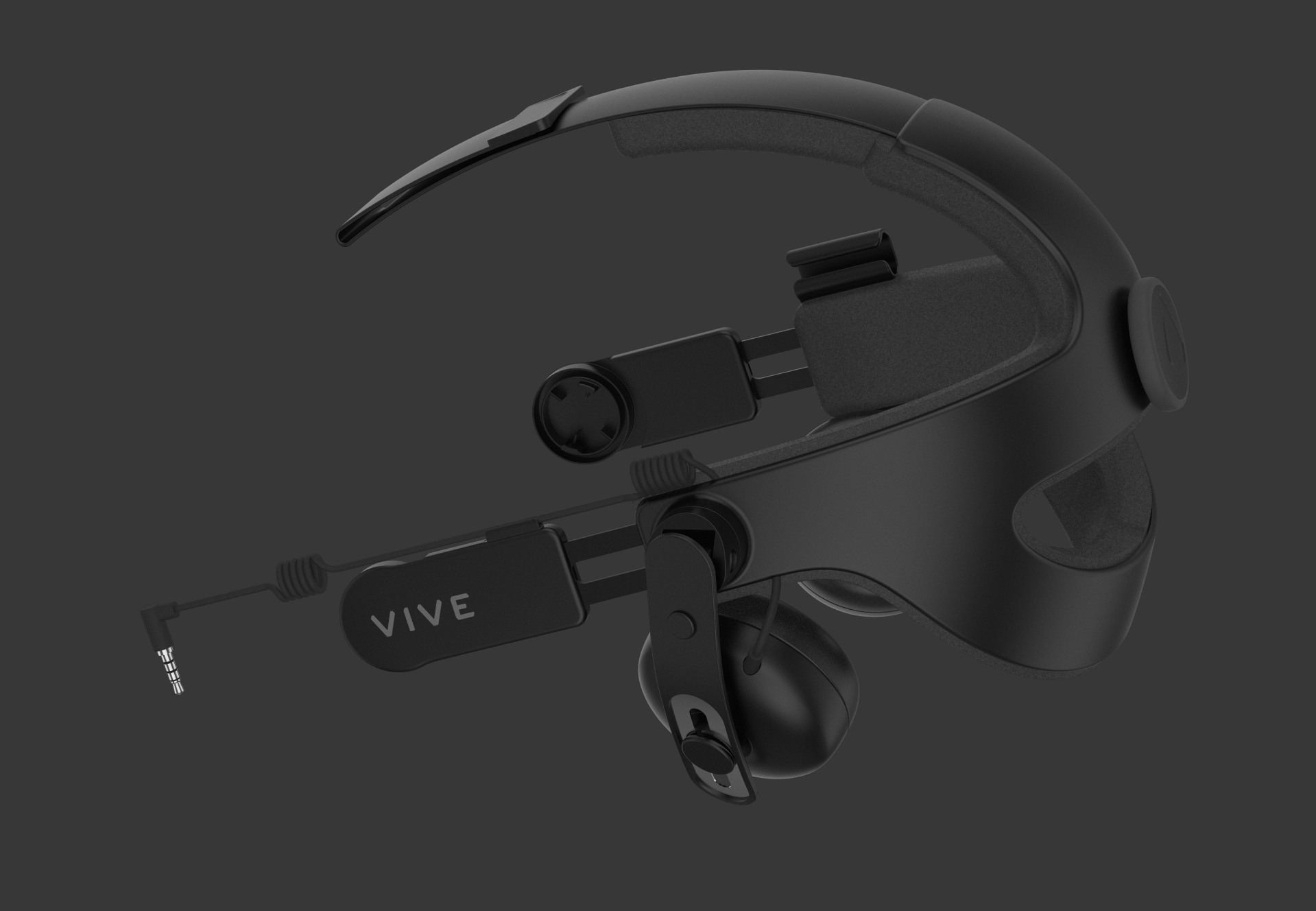 HTC Vive Tracker, Audio Strap & Viveport App Subscription Announced At CES