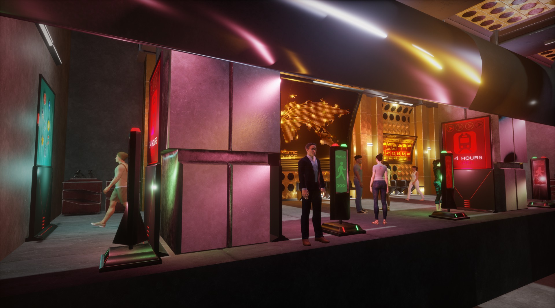 Sansar Content Creation Experience Unveiled Showing Impressive