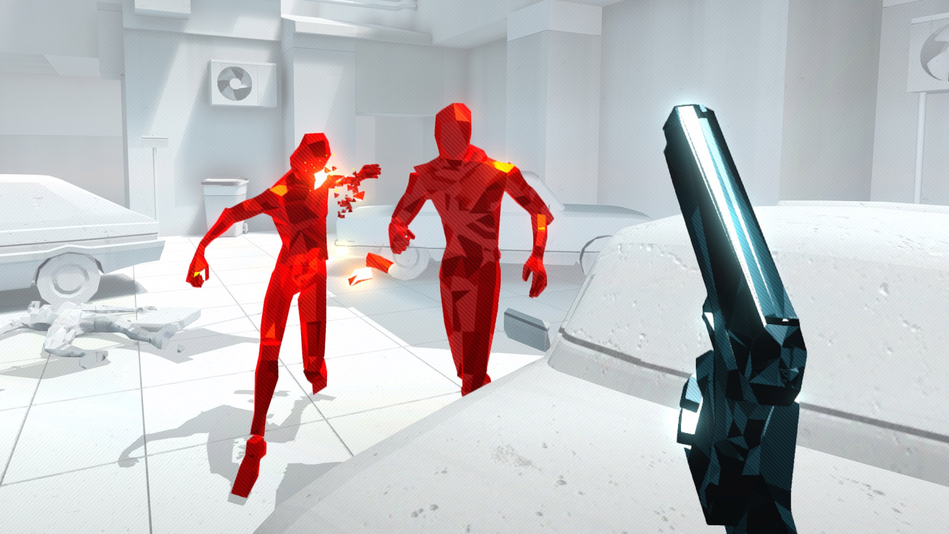 E3 2017: Superhot VR Is Coming to PSVR
