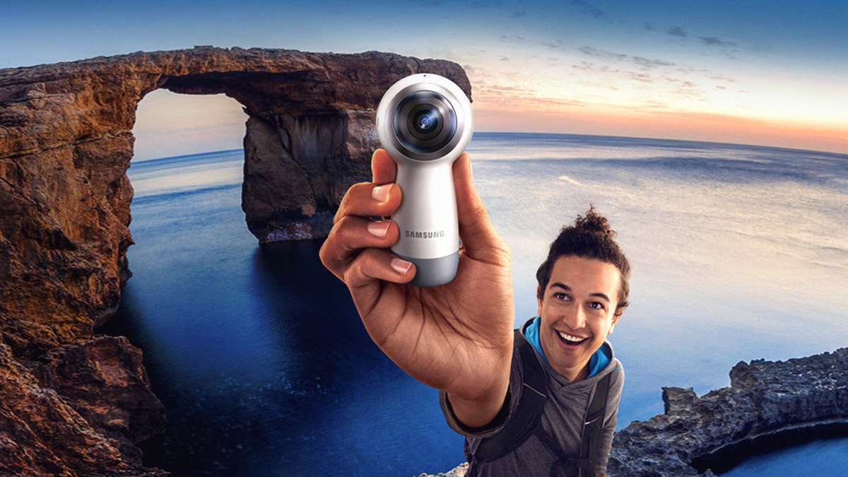 Improved Gear 360 Camera Launches Thursday With an
