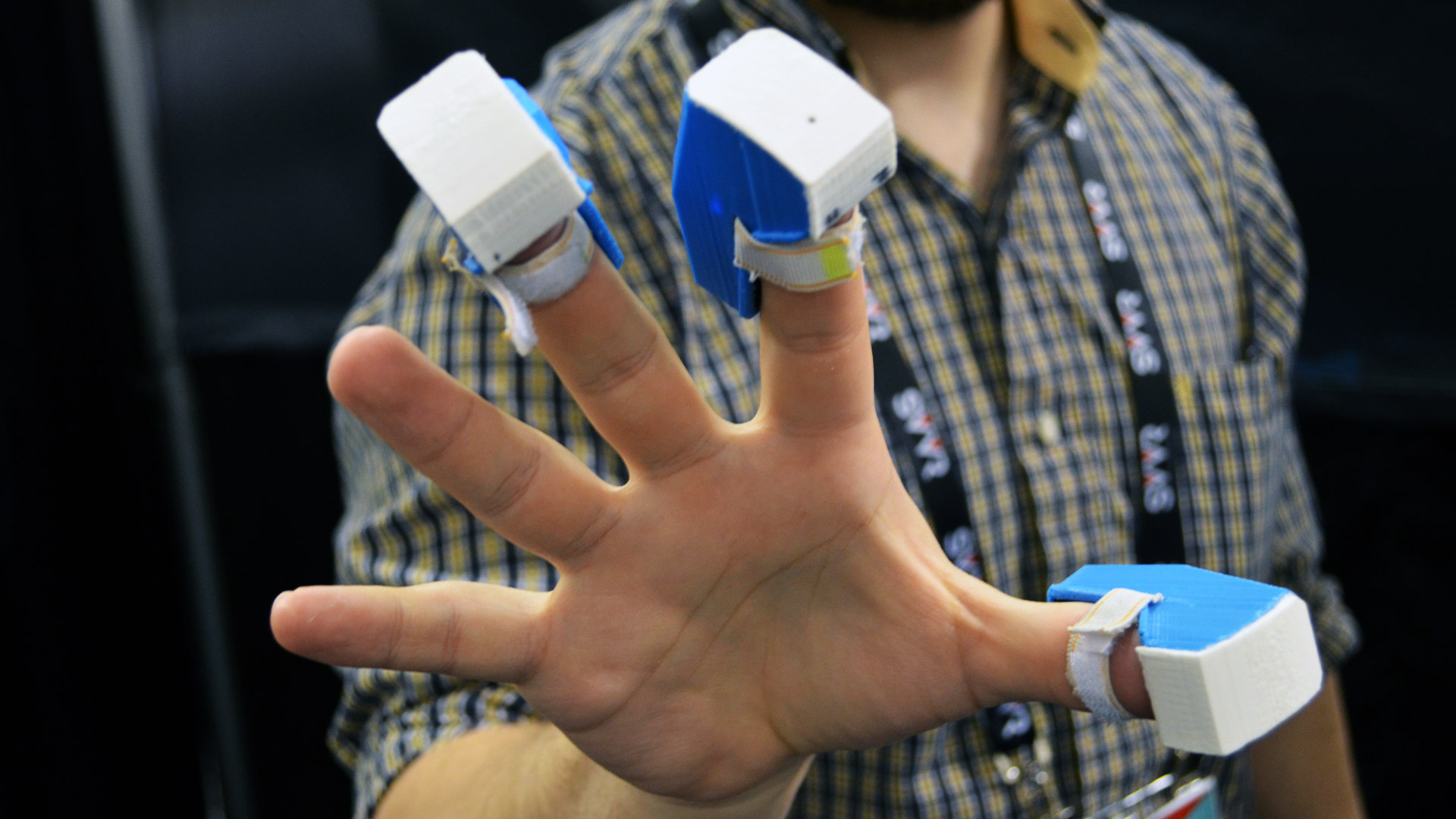 Go Touch VR's Haptic Feedback is So Simple You'll Wonder Why You