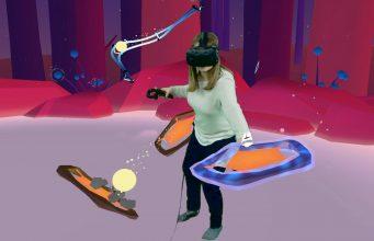 AR, VR & 3-D Technology - Cover