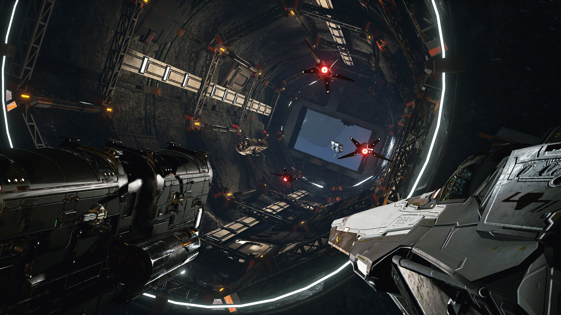 Starfighter Inc ' Promises VR Space Combat Sim Built on a Hard Sci