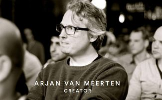 Arjan van Meerten | Photo courtesy Wevr