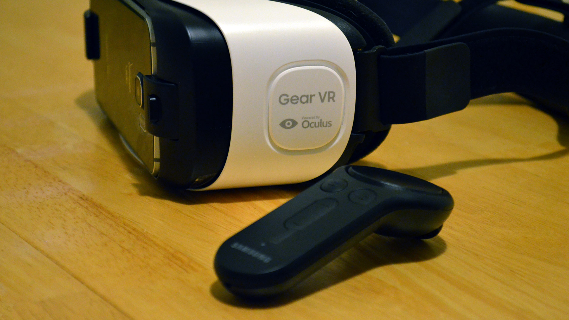 Gear VR Controller Review – Road to VR