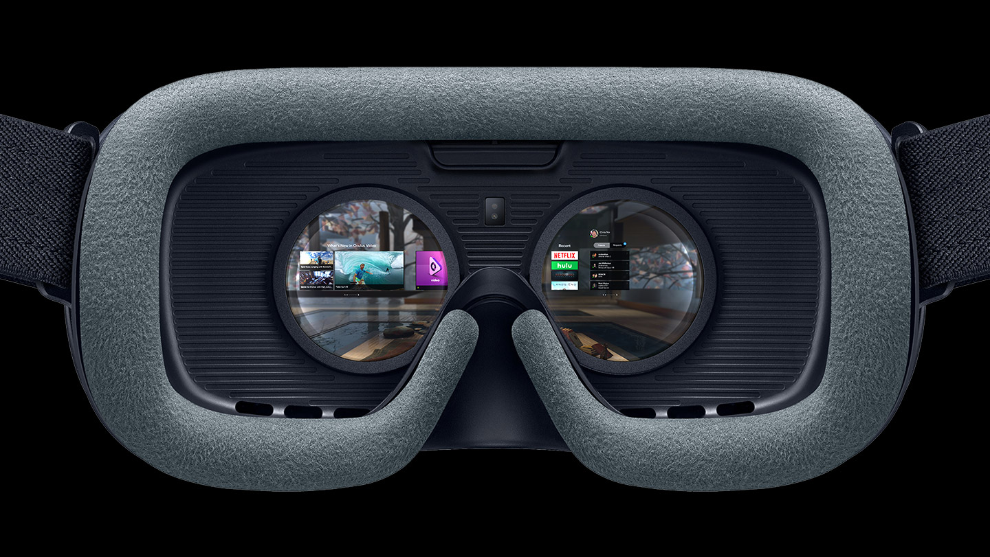 Oculus cto improved gear vr visuals part of a brand new for Vr for home