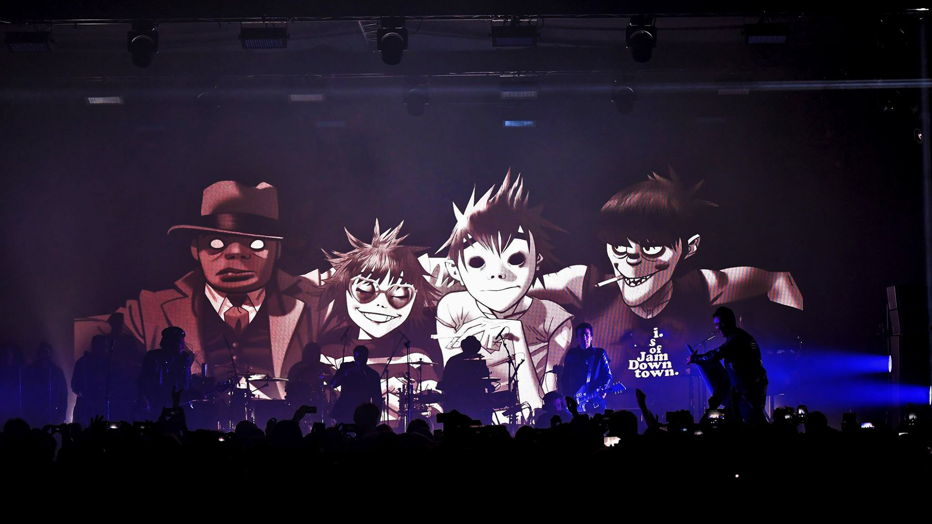 Gorillaz' Music Video Breaks Record as Most Successful 360 Music