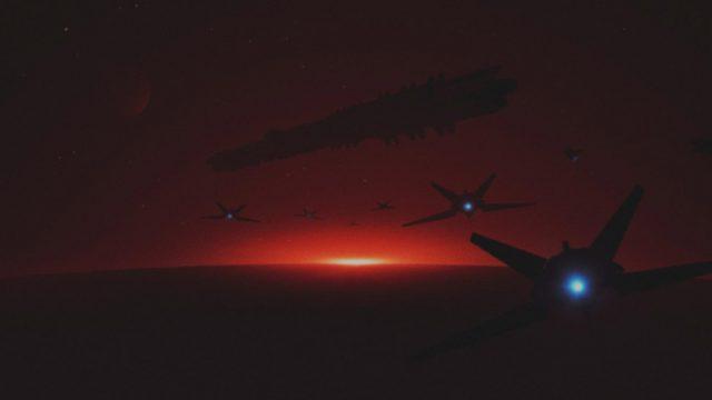 Starfighter Inc. concept art | Photo courtesy Impeller Studios