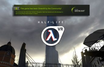 'Half-Life 2: VR' Mod Gets Green-lit on Steam in 4 Days