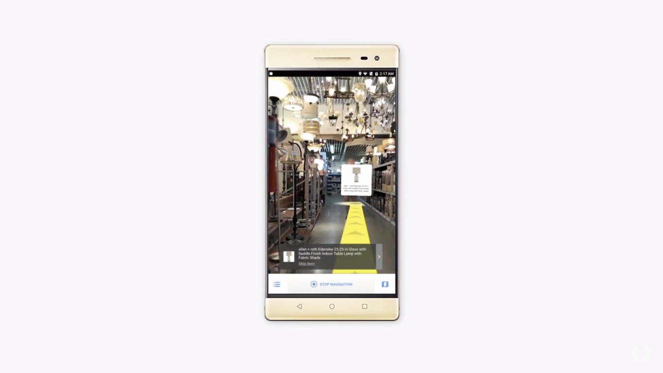 Watch Google's 'Visual Positioning Service' AR Tracking in Action
