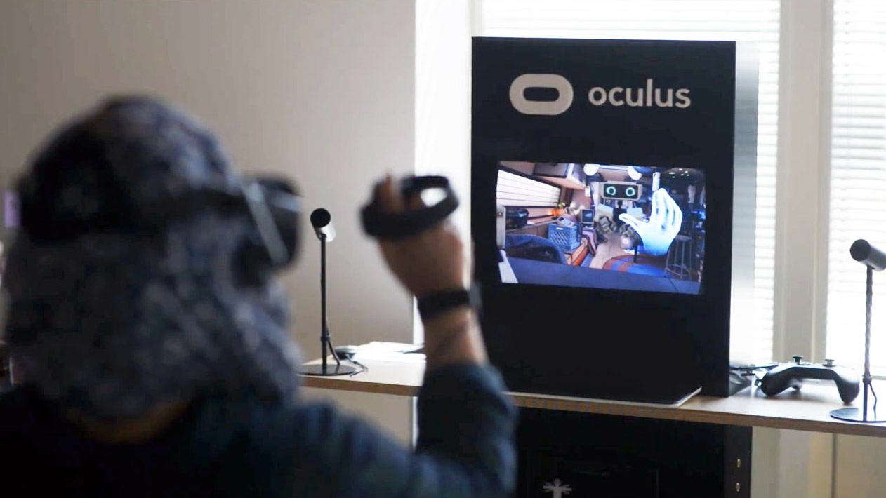 Oculus Rift heads to dozens of California libraries soon