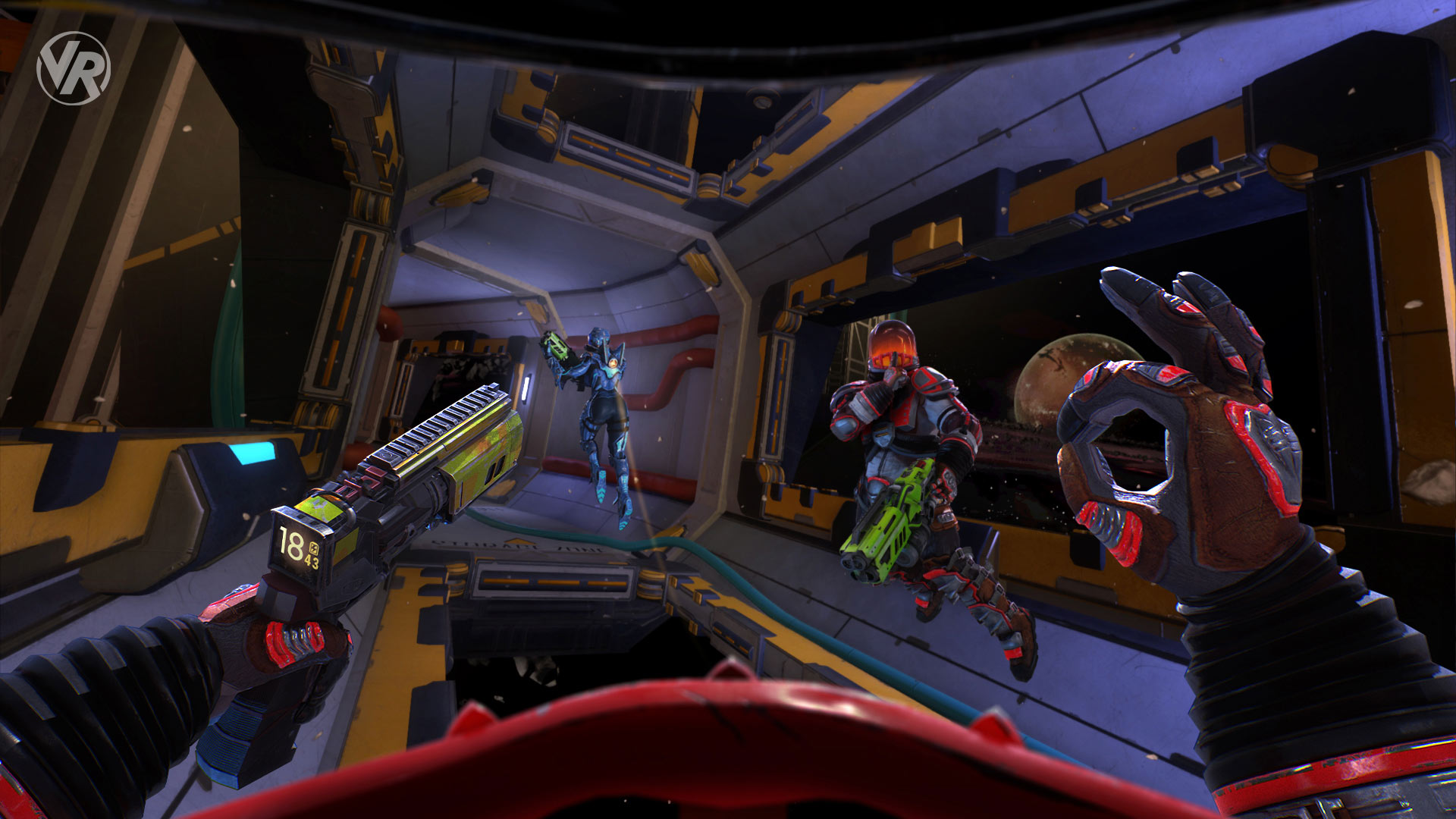 Space Junkies' Review – Reviving a Bygone Era of Arena Shooters with
