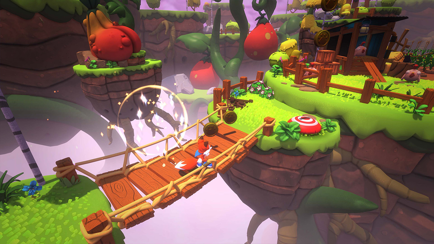 Super Lucky's Tale is the sequel to the Oculus VR platformer