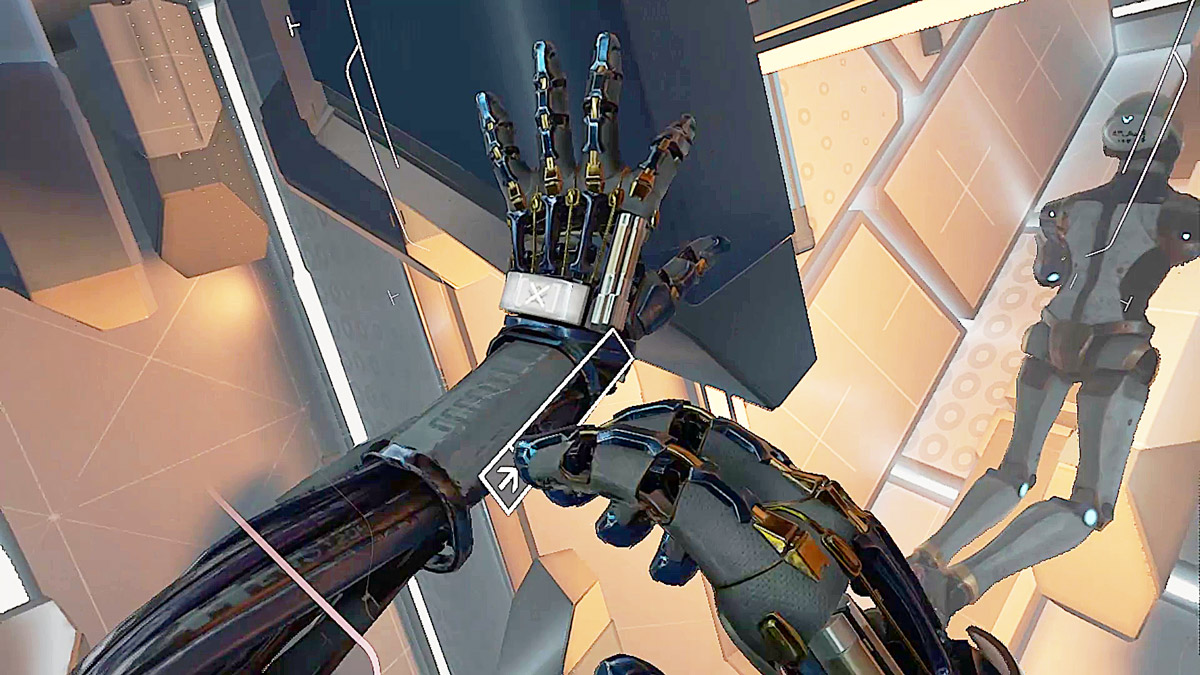 Lone Echo's' Virtual Hands Are an Unexpected VR Innovation
