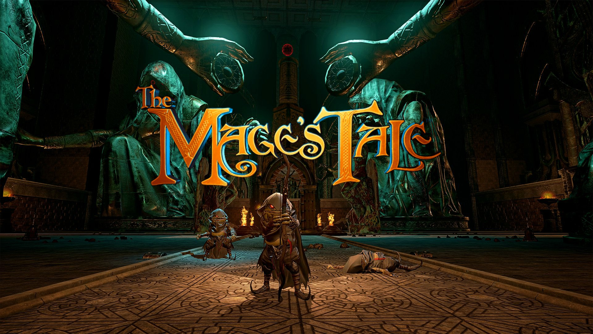 Sword & Sorcery Dungeon Crawler 'The Mage's Tale' Lands on