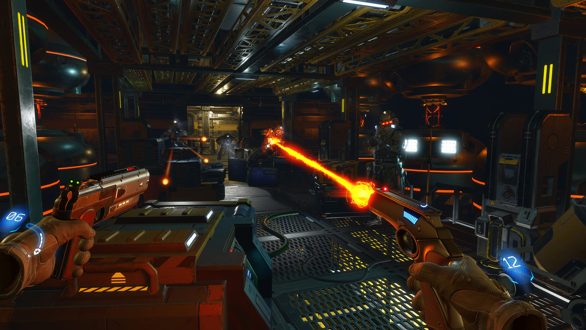 ARKTIKA 1' Review – A Gorgeous VR Shooter, Plain and Simple