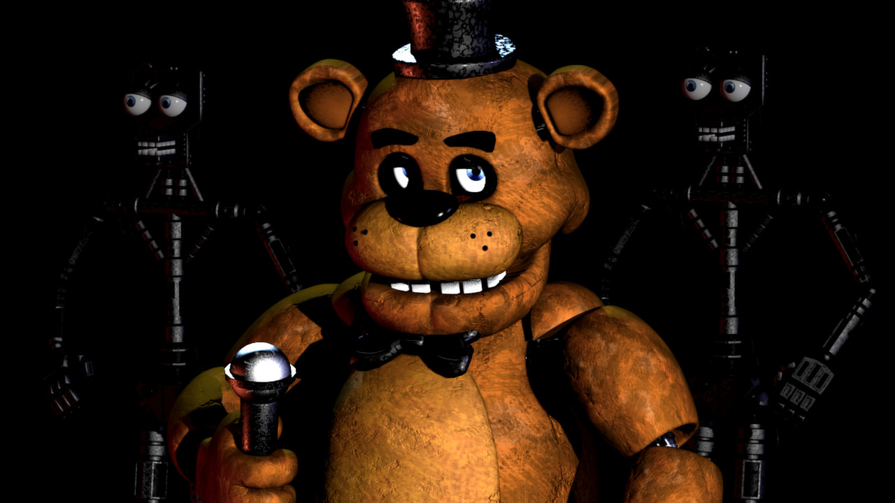 Five Nights at Freddy's' Room-scale VR Fan Remake Puts You