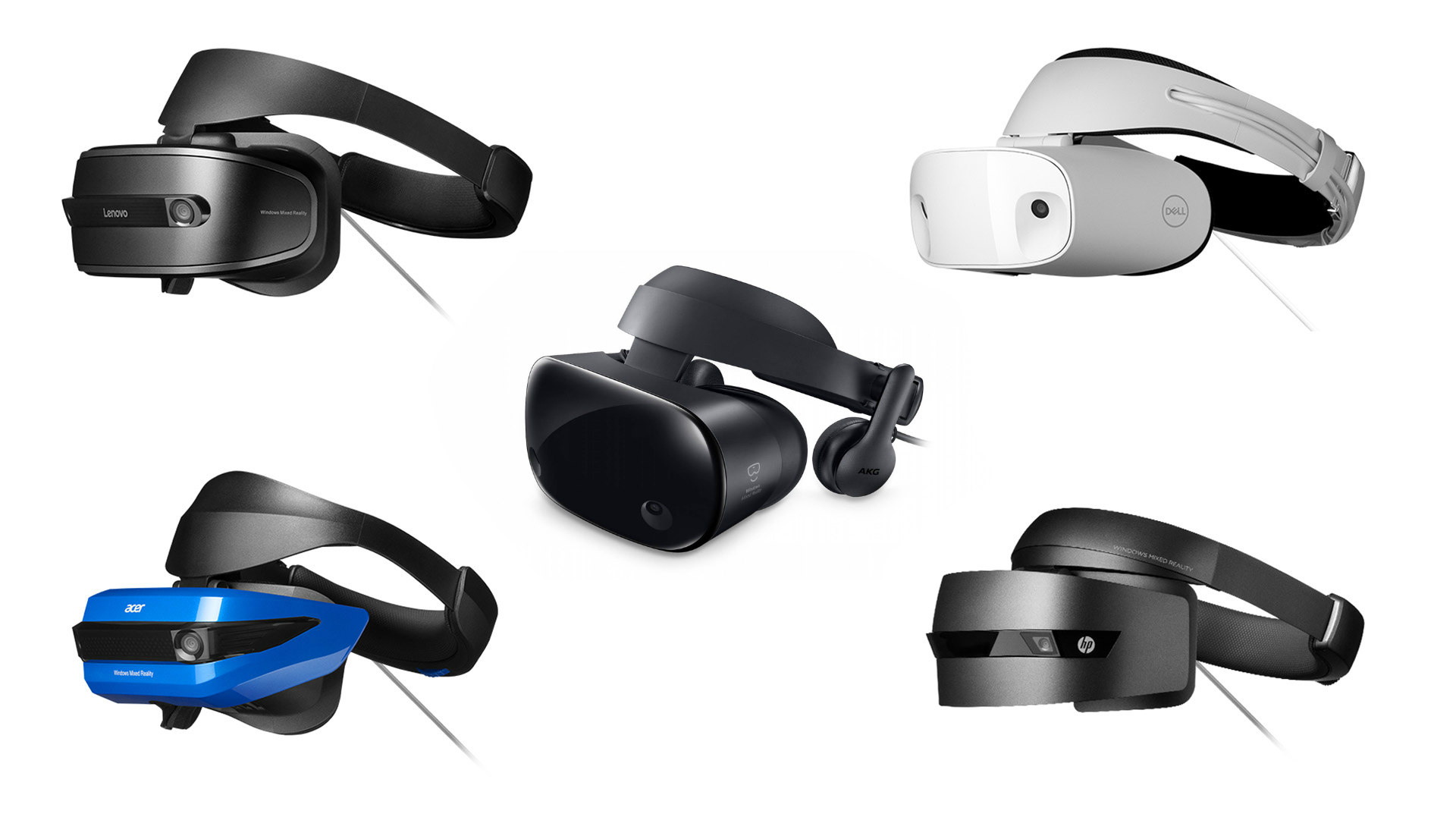 Microsoft Discounts Windows VR Headsets for Black Friday