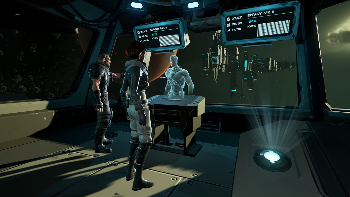 Co-op VR Space Survival Game 'From Other Suns' Now Available
