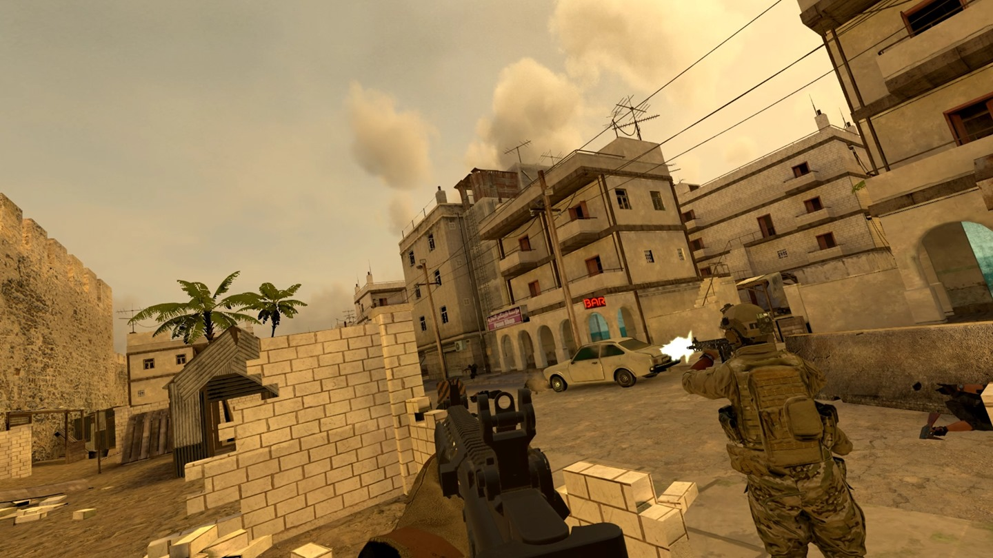 Popular SteamVR Shooter 'Onward' Launches for Oculus Rift in Early