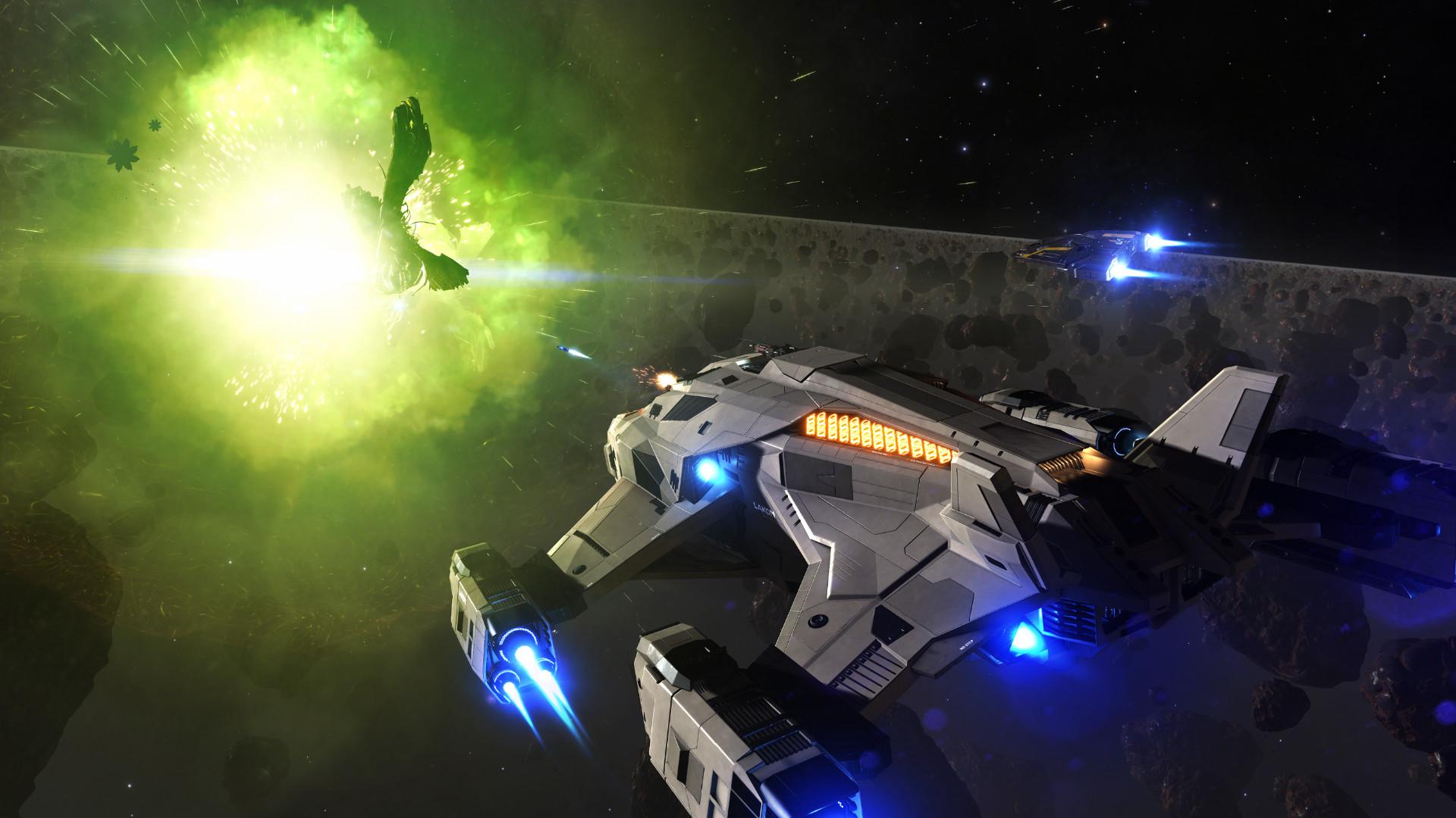 Elite Dangerous' to See Overhaul in 'Beyond' Update, Open