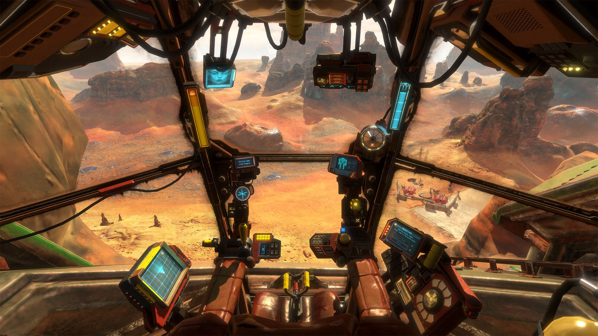 VR Mech Combat Game 'Vox Machinae' is Back with Motion Input, Closed