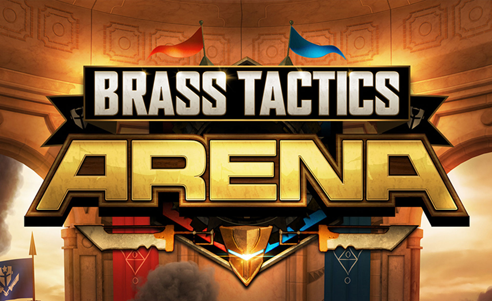 Brass Tactics Arena' Available Today on Rift – a Free Taste