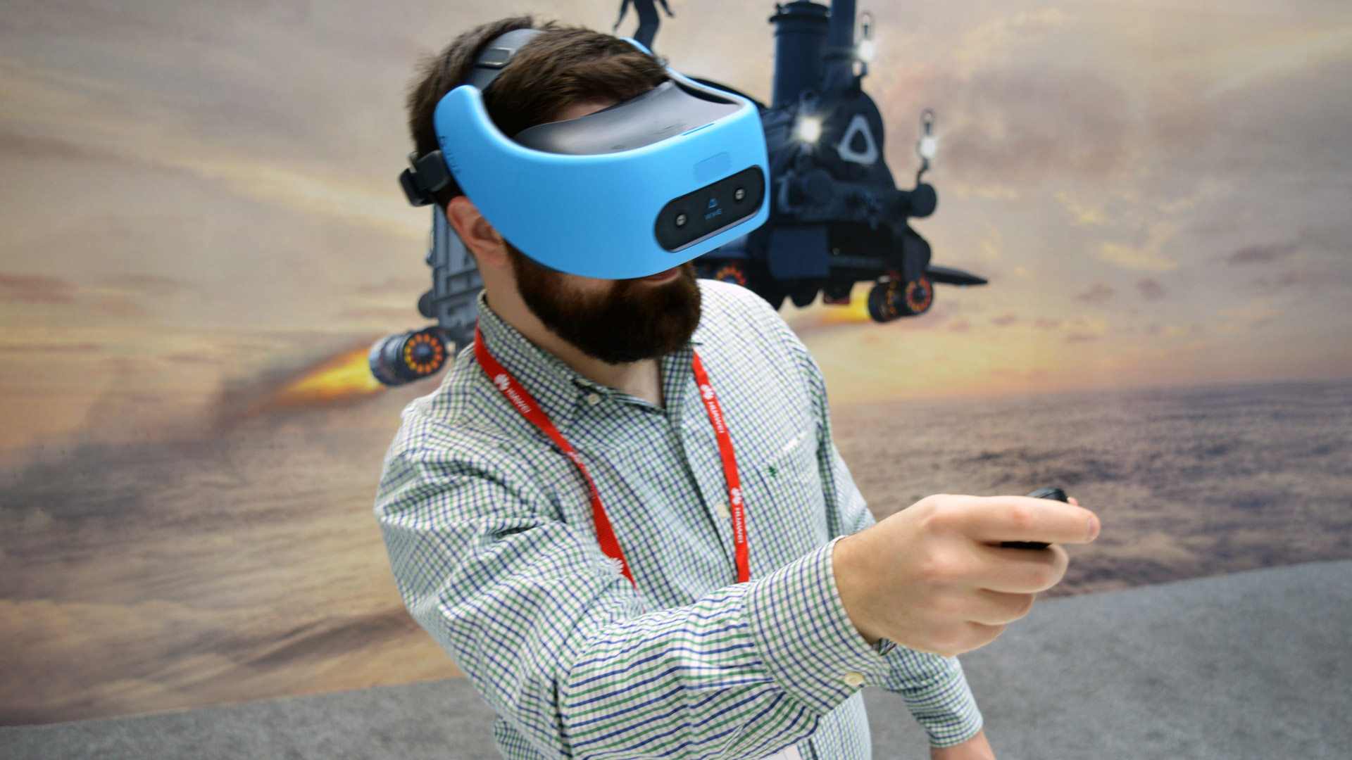 Vive Focus to Get 6DOF Controller Mode, Optical Hand-tracking for