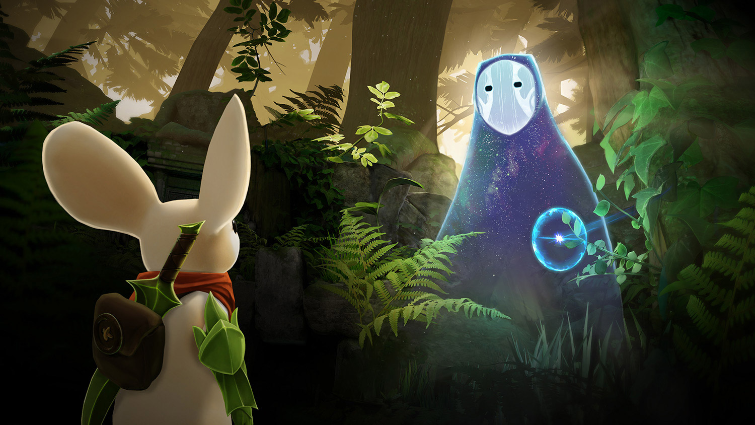 Moss Review (PSVR) – The Opening Chapter of an Adorable Adventurer