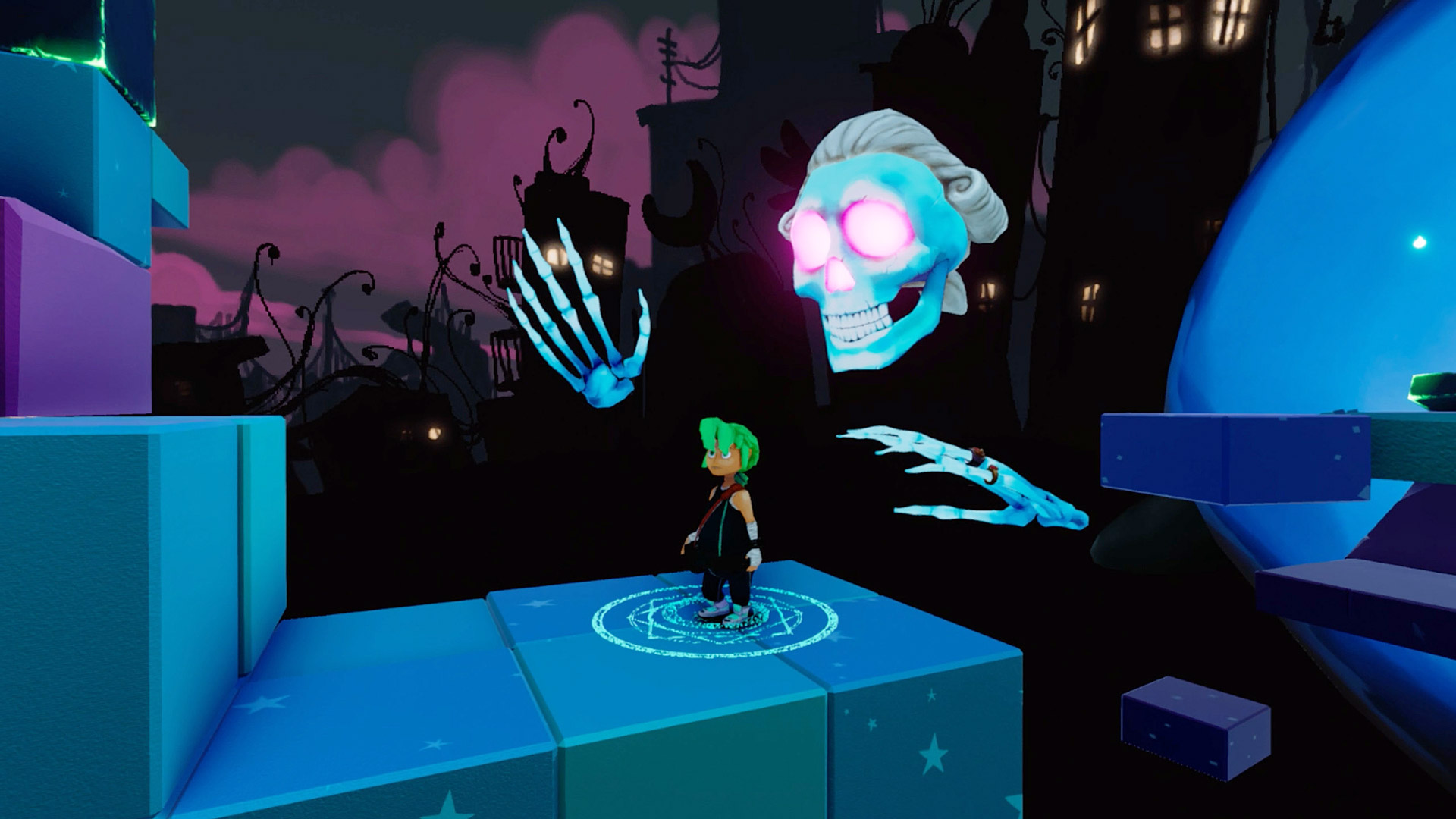 Preview: 'Carly & the Reaperman' VR Plays Like a Co-op Version of 'Moss'