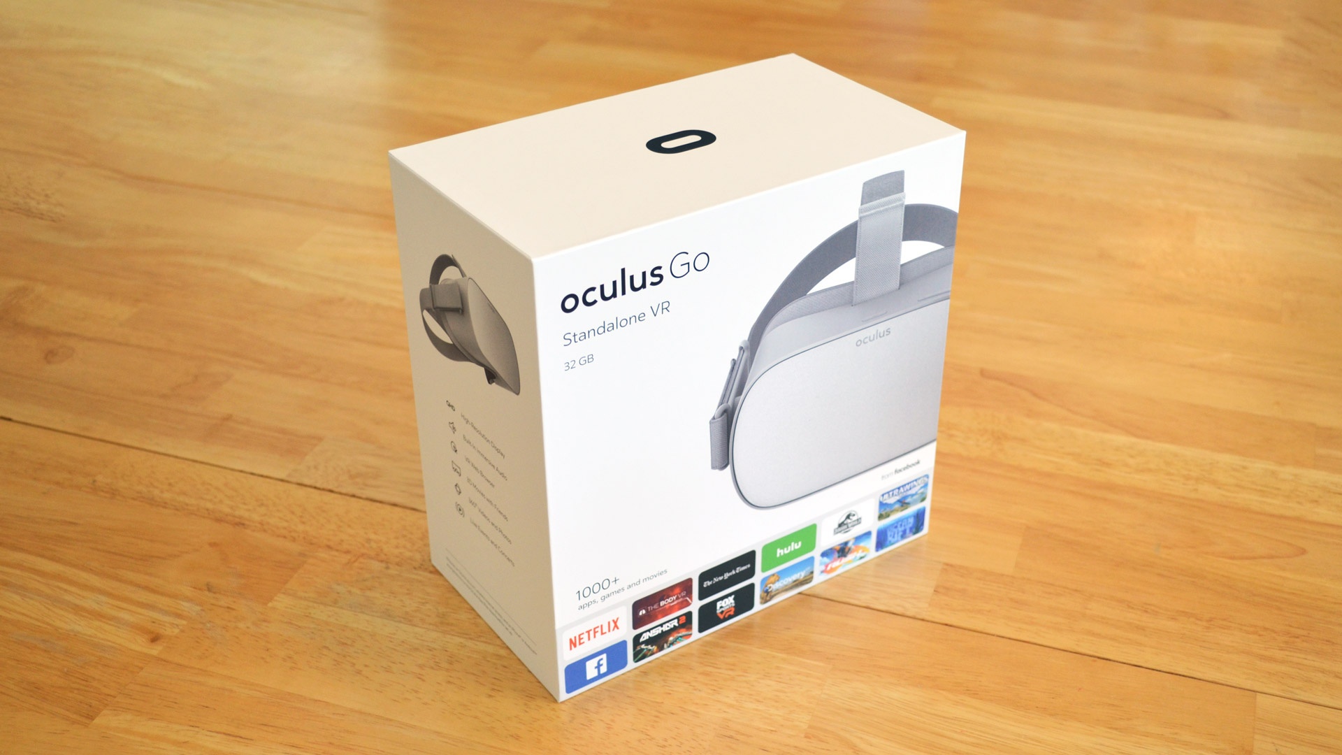 The Best Oculus Go Black Friday & Cyber Monday 2018 Deal