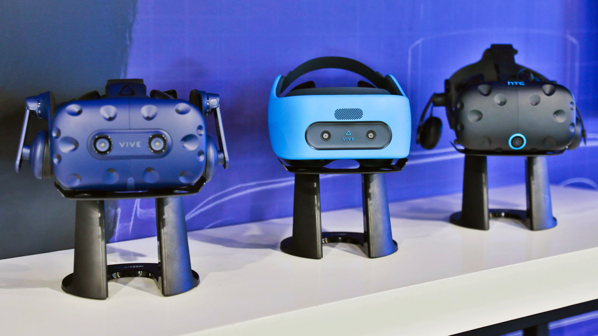 HTC: Vive Cosmos is Not a Successor to the Original Vive