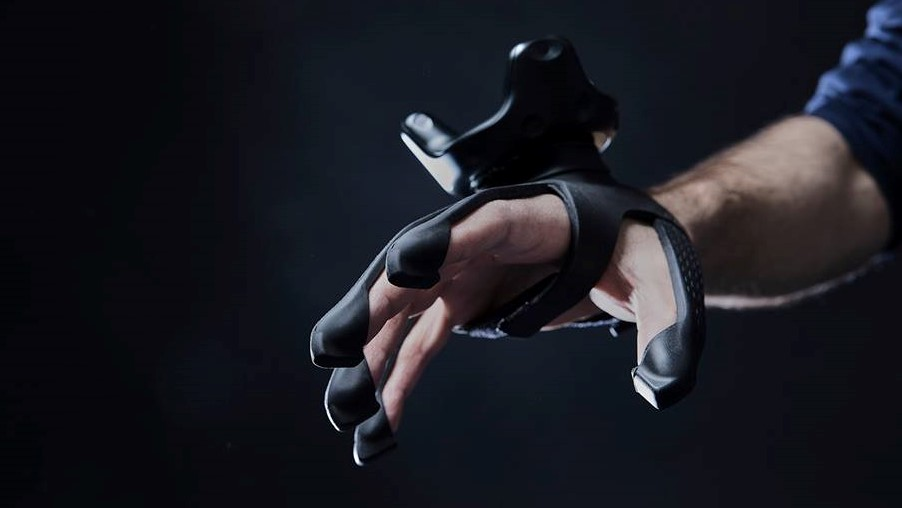 Plexus is a VR Glove With Finger Haptics & Multiple Tracking