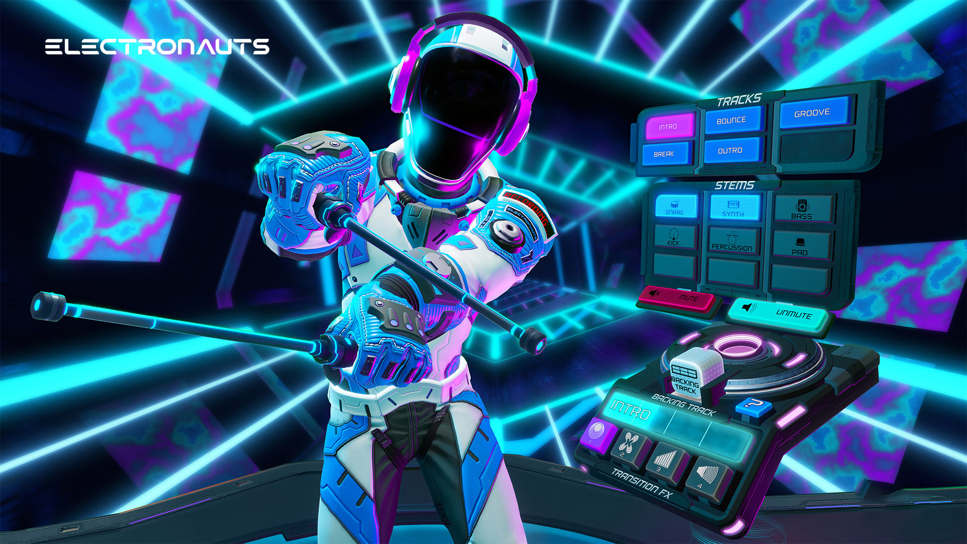 Electronauts' VR Review – Unlock Your Inner Groove