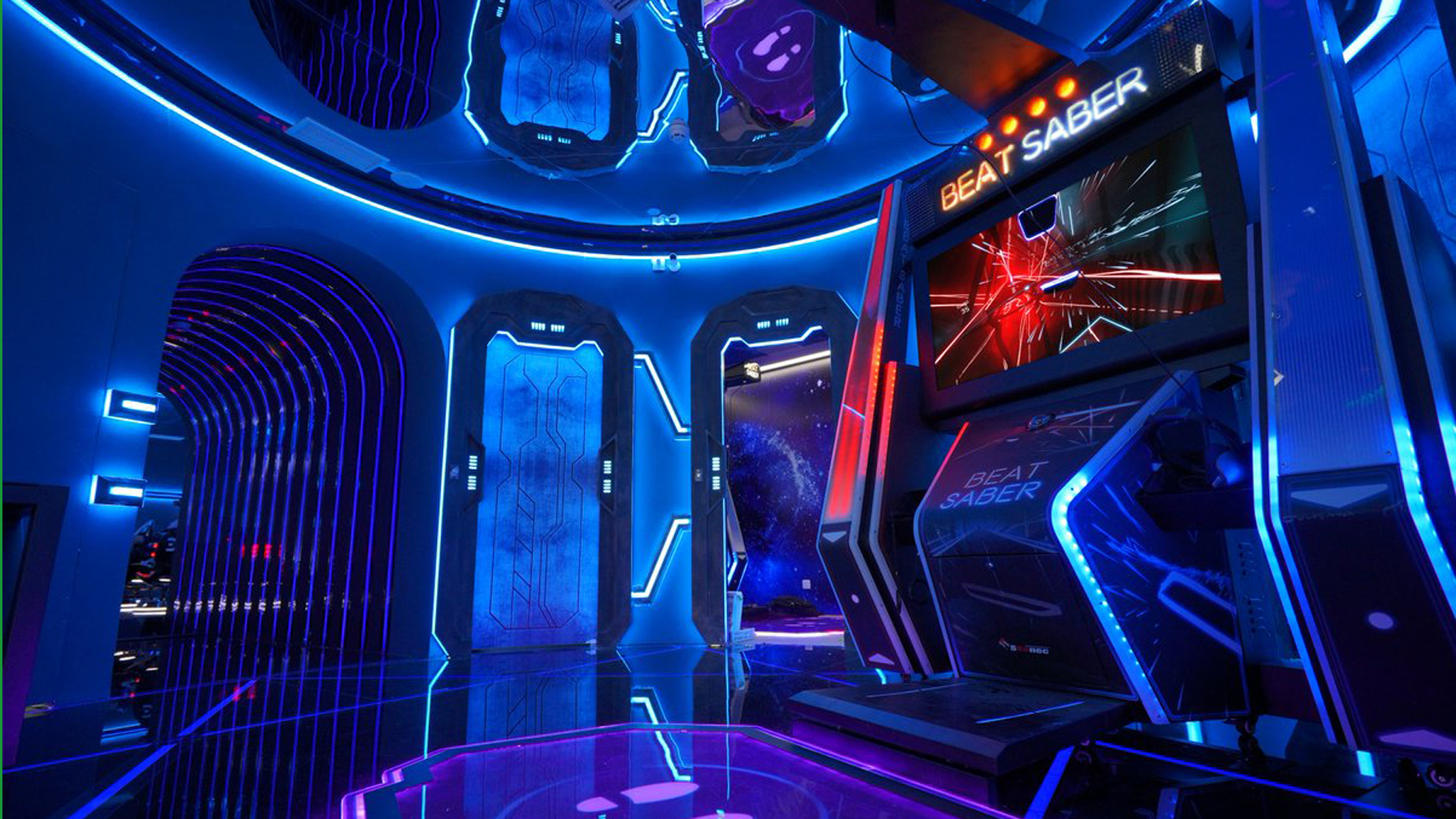 Dedicated 'Beat Saber' Machine to Hit VR Arcades in South